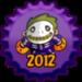 Halloween 2012 Cap