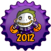 halloween 2012 topi