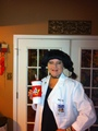 Halloween 2012 - abby-sciuto fan art