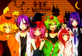 Halloween Anime_Girl