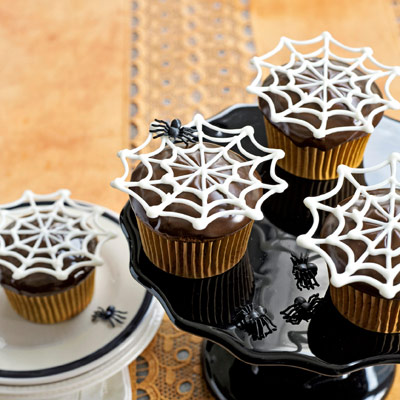 Cupcakes wallpaper with a cupcake called Halloween Cupcakes