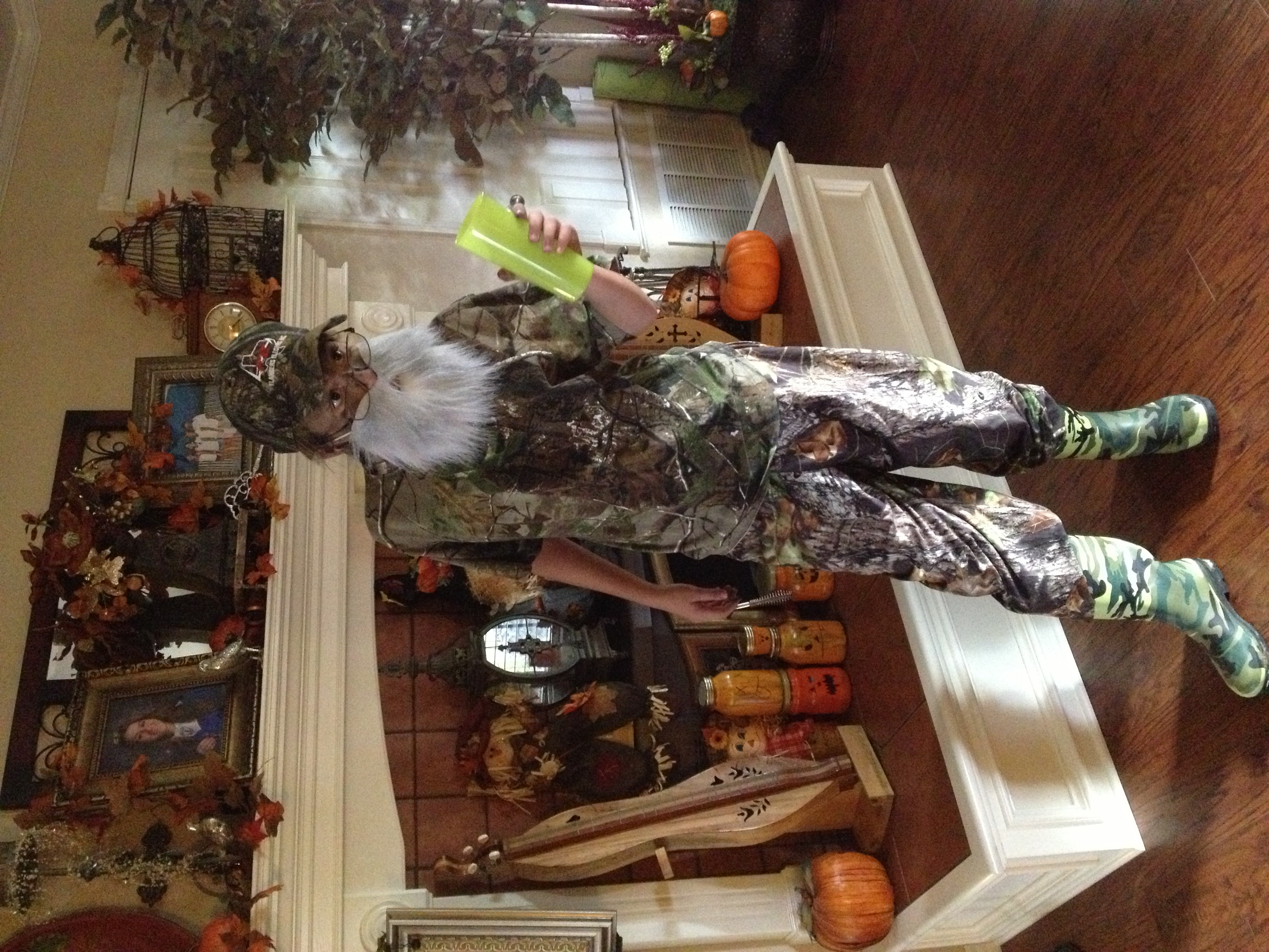Duck Dynasty HalloweenSi