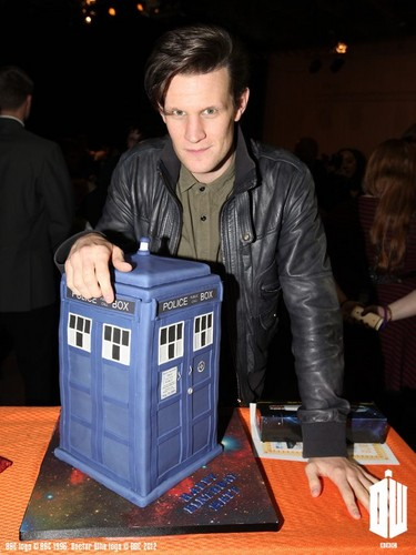 Happy 30th Birthday Matt Smith!