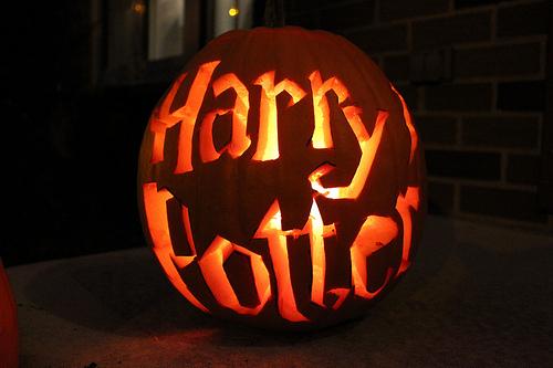 Happy Halloween, Potterheads
