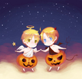 Happy Halloween - hetalia-usuk photo