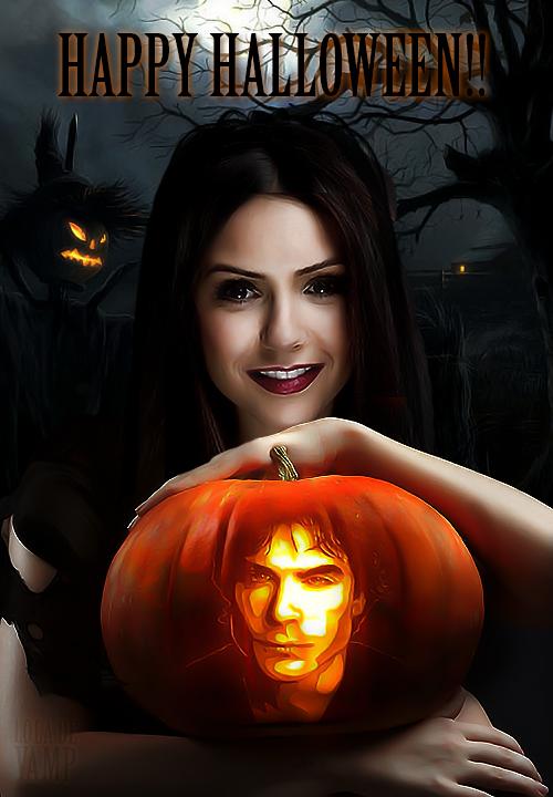 Happy Halloween :) - The Vampire Diaries Photo (32629355 ...
