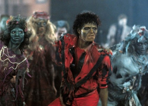 Happy Thrillerween! :D