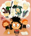Harry Nightmares - harry-and-draco fan art