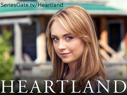 Heartland wallpaper containing a portrait titled Heartland