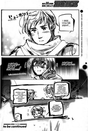 hetalia manga