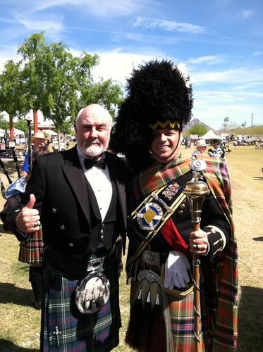 Highland Games, Phoenix AZ