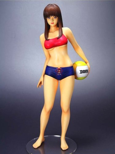 Hitomi action figure