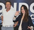 Holly and Brian - London Film and Comic Con - 27-29 April, 2012 - charmed photo