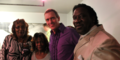 Hugh Laurie and Mud Morganfield, Chicago, August, 2012