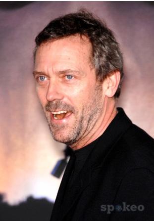 Hugh laurie- 2007