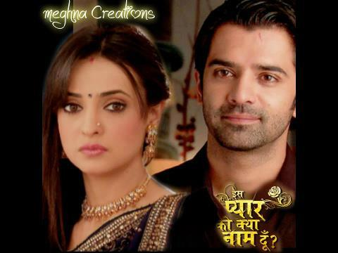 Iss Pyar Ko Kya Naam Doon wallpaper containing a portrait titled IPKKND?