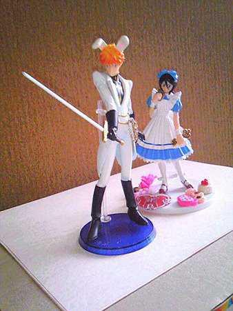 IchiRuki in Wonderland