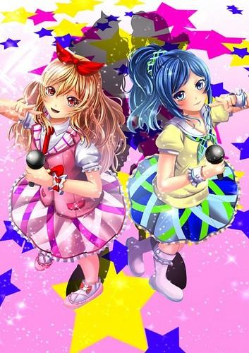 Ichigo and Aoi