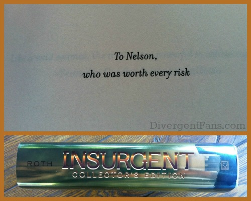 Insurgent Collector's Edition