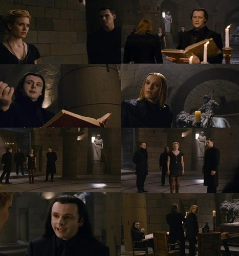 Irina & The Volturi Picspam