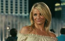 cameron diaz wallpaper with a portrait titled JOY - What Happens In Vegas