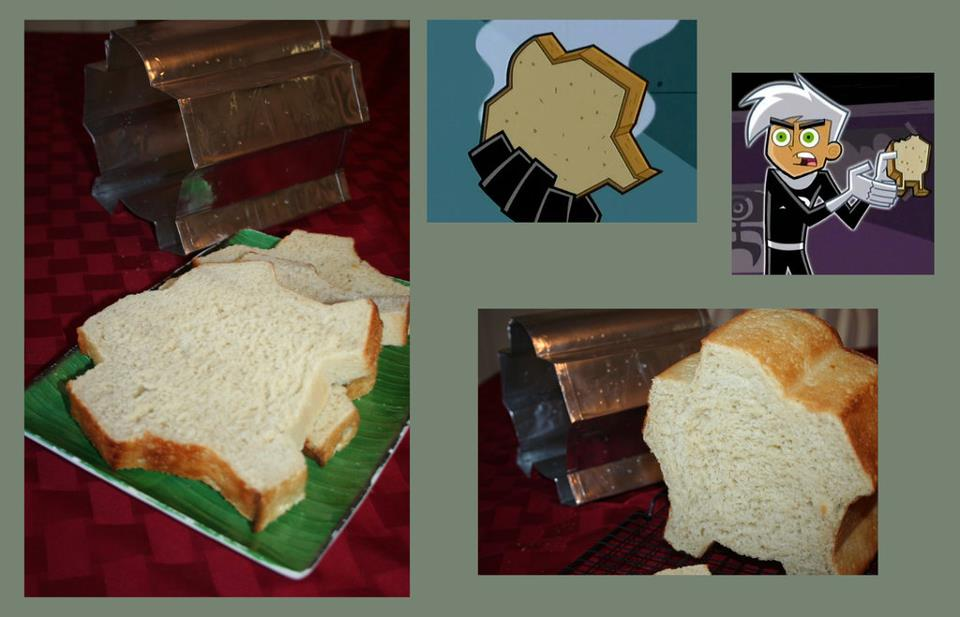 Jack 烤面包, 吐司