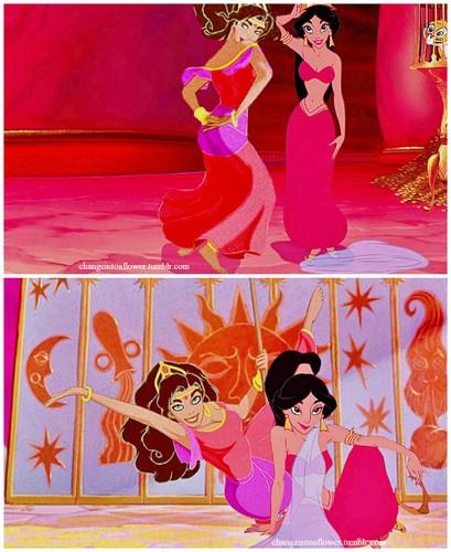 Jasmine/Esmeralda