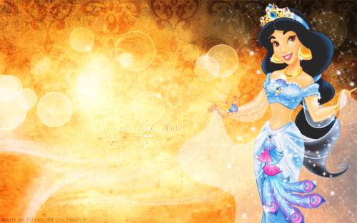 Aladdin wallpaper called Jasmine ~ ♥