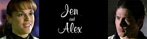 Jen & Alex