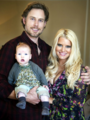 Jessica - Photoshoots 2012 - Family Portraits by Kristin Burns - jessica-simpson photo