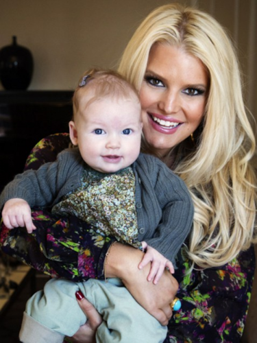 Jessica - Photoshoots 2012 - Family Portraits by Kristin Burns
