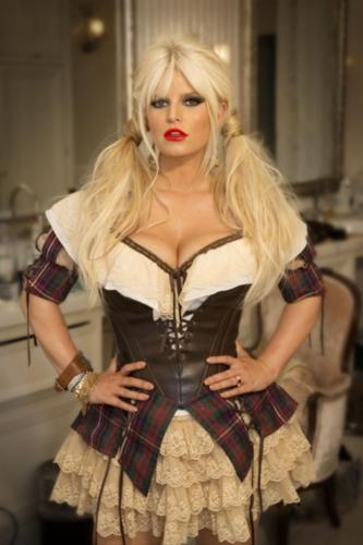 Jessica - Photoshoots 2012 - Halloween Photoshoots