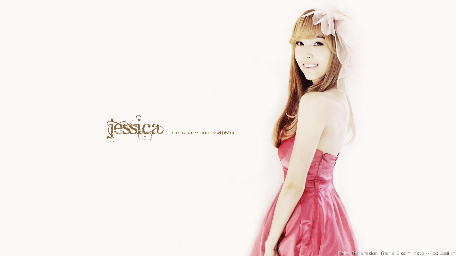 SNSD Girls' Generation Jessica