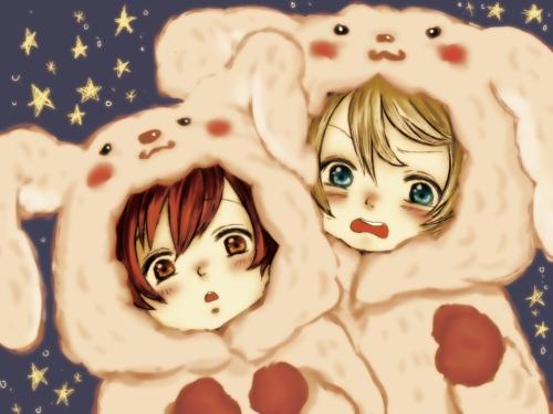 Jim and Luka~ ♥