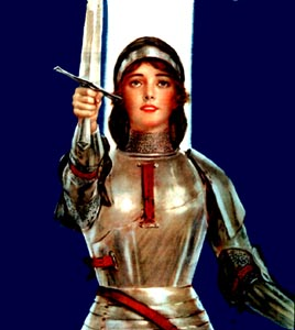 a biography of french jeanne darc st joan of arc Joan of arc – national heroine of france  joan of arc jehanne darc, jeanneton darc, jeanne d'arc, saint (jeanne d'arc, joan of lorraine),.