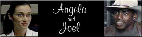 Joel Rawlings and Angela Fairweather
