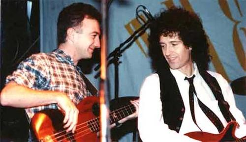 John and Brian