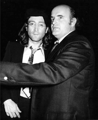 John Lennon and Frank Barone