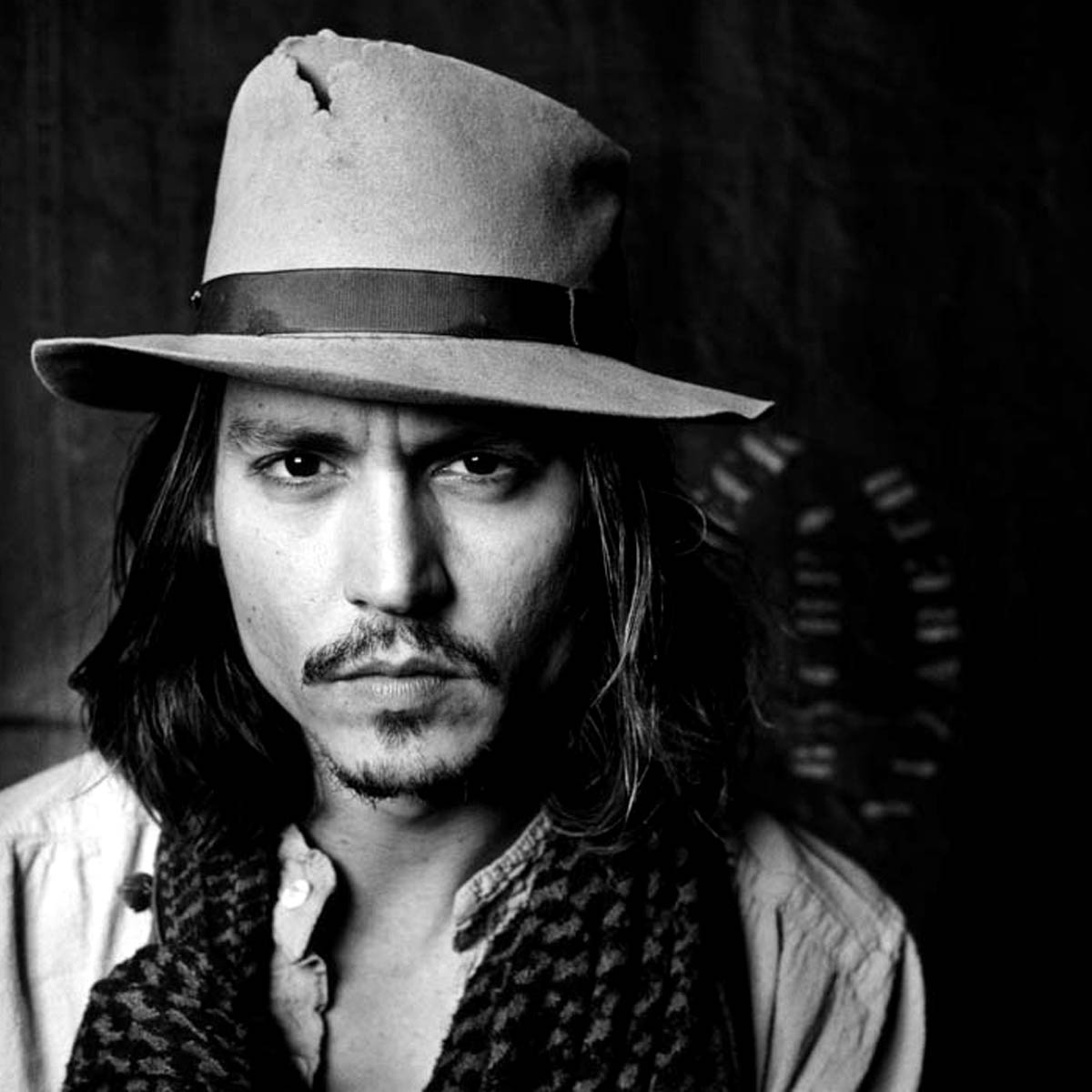 Johnny Depp: How To Wear A Hat » DILF
