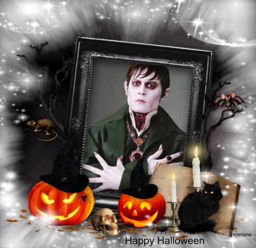 Johnny Depp- Happy Halloween