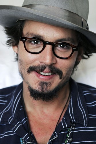 Johnny Depp wallpaper containing a fedora titled Johnny Depp