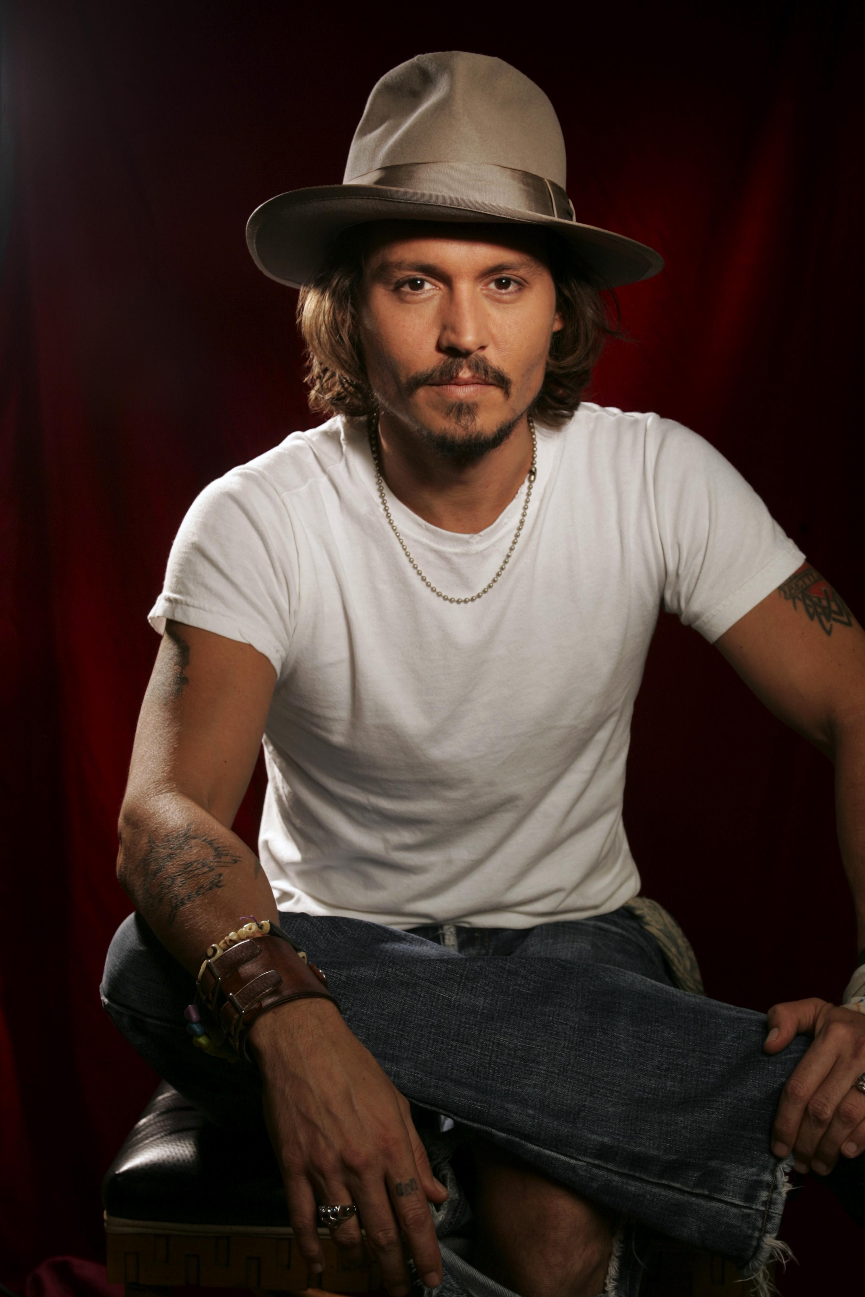 Johnny Depp - Johnny Depp Photo (32658858) - Fanpop