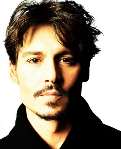 Johnny Depp wallpaper with a portrait entitled Johnny Depp