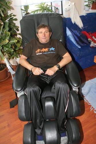 Josef Vana massage chair