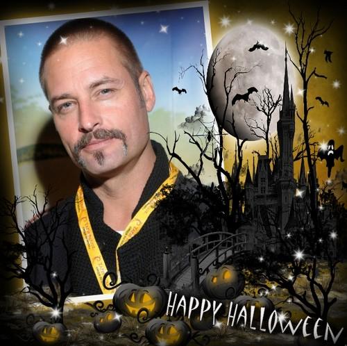 Josh Holloway- Happy Halloween