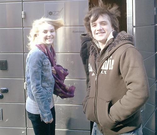 Josh and AnnaSophia
