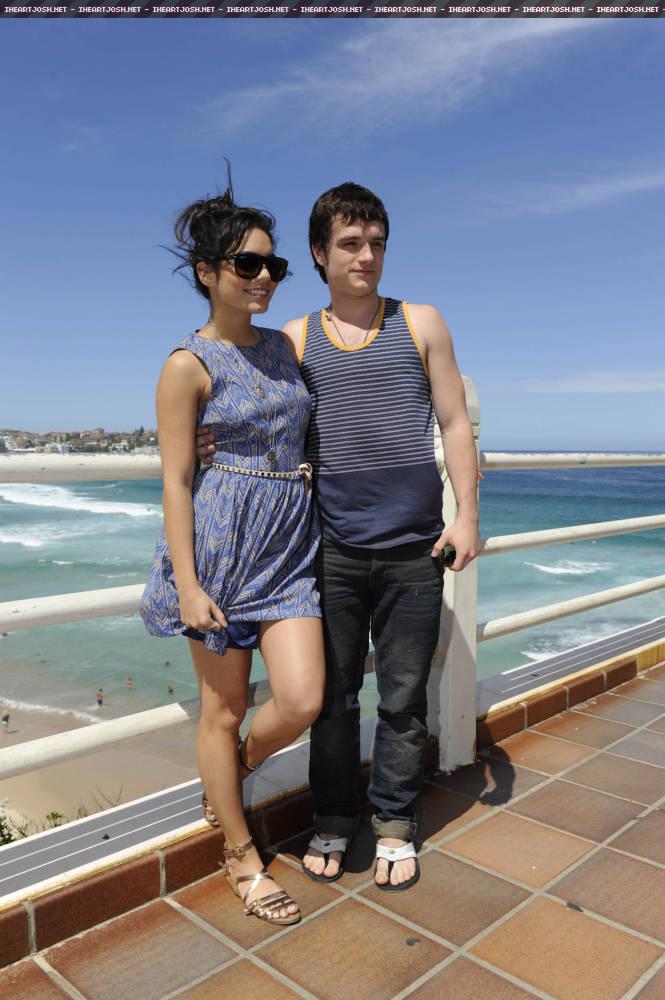 Josh and Vanessa//Bondi Beach