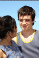 Josh and Vanessa//Bondi Beach - josh-hutcherson photo