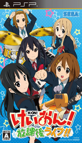 K-ON! Houkago live!