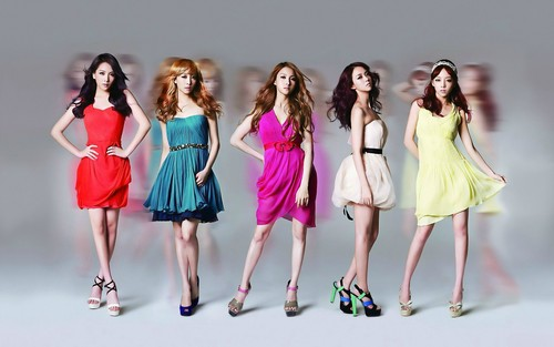 Kara~ Girls forever